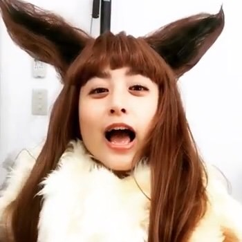 山本美月さんのコスプレミズキーブイが可愛すぎる!動画バージョンまで!